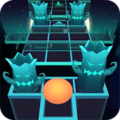 APK Game Tip Rolling Sky for iOS