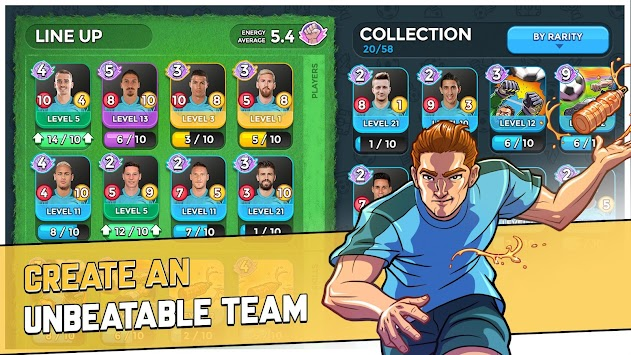 Top Stars Football APK screenshot thumbnail 2