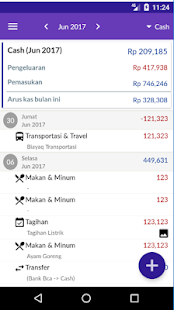 App Dompet Manager APK for Kindle