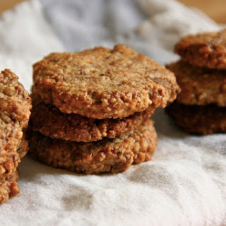 Almond Apricot Cookies