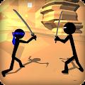 Game Stickman Ninja Warrior 3D apk for kindle fire