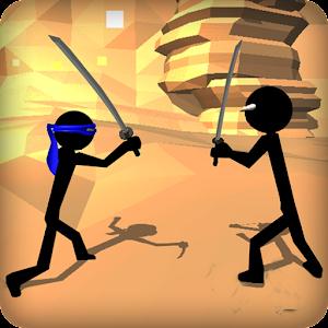 Stickman Ninja Warrior 3D Online PC (Windows / MAC)