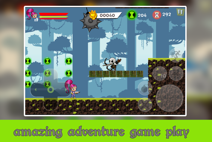 Shimmer Princess castle games Screenshot