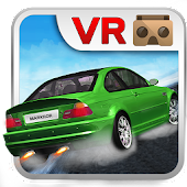 Game VR TRAFFIC RACE:NEED FOR DRIFT APK for Kindle