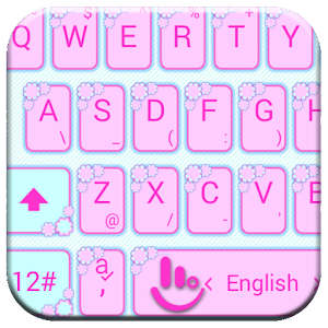 Valentine 6 TouchPal Keyboard