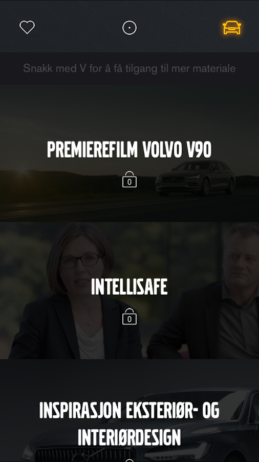 Volvo V Screenshot 3