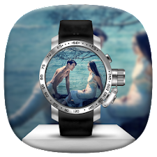 PIP Camera Watch Face Frames