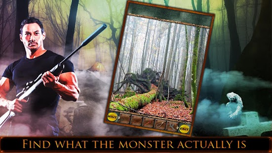 Fight Monsters Hidden Objects - screenshot
