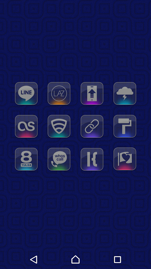Color Gloss - Icon Pack Screenshot 7