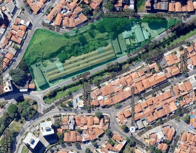 Imóvel: Terreno, Chácara da Barra, Campinas (AR0721)