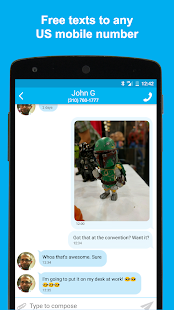 Free Text Free & Call Free APK for Windows 8