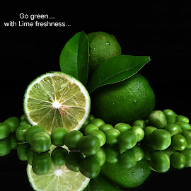 Go green...  by Asif Bora - Typography Quotes & Sentences