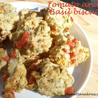 Tomato And Basil Biscuits Recipes