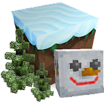 Winter Build Craft HD Icon
