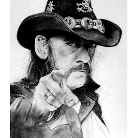 lemmy by Ram Sekhar - Drawing All Drawing (  )