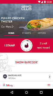Download KFC Colonel's Club APK for Android