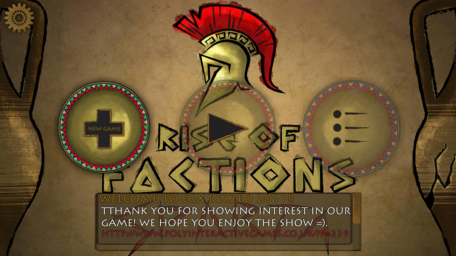 Rise of Factions - SPARTA Screenshot 0