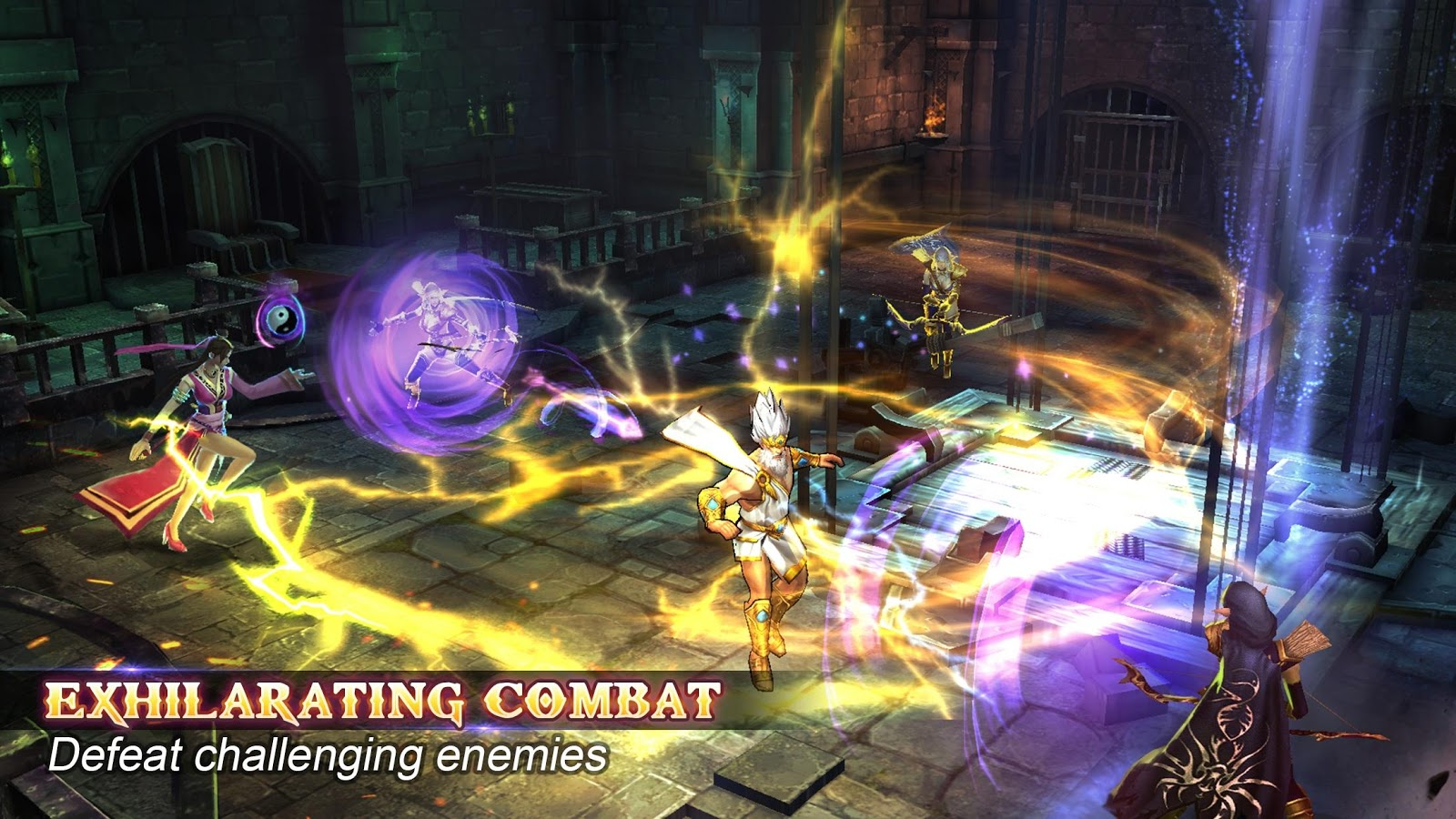 Heroes of the Dungeon Screenshot 1