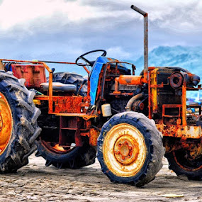 Truck by Mark Louie Meru - Transportation Automobiles