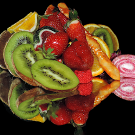 fruits,candys with cooking by LADOCKi Elvira - Food & Drink Fruits & Vegetables ( candys, fruits )