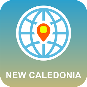 New Caledonia Map Offline