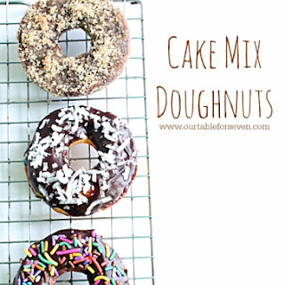 Cake Mix Doughnuts Recipes