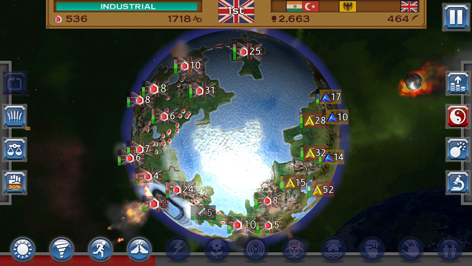 Rapture - World Conquest Screenshot 5