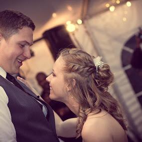 First Dance by Steph Doyle - Wedding Bride & Groom