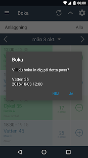Umeå Bad - screenshot