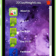 22 Day Weight Loss Program