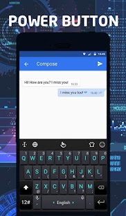 Power Button Tastatur Theme android apps download