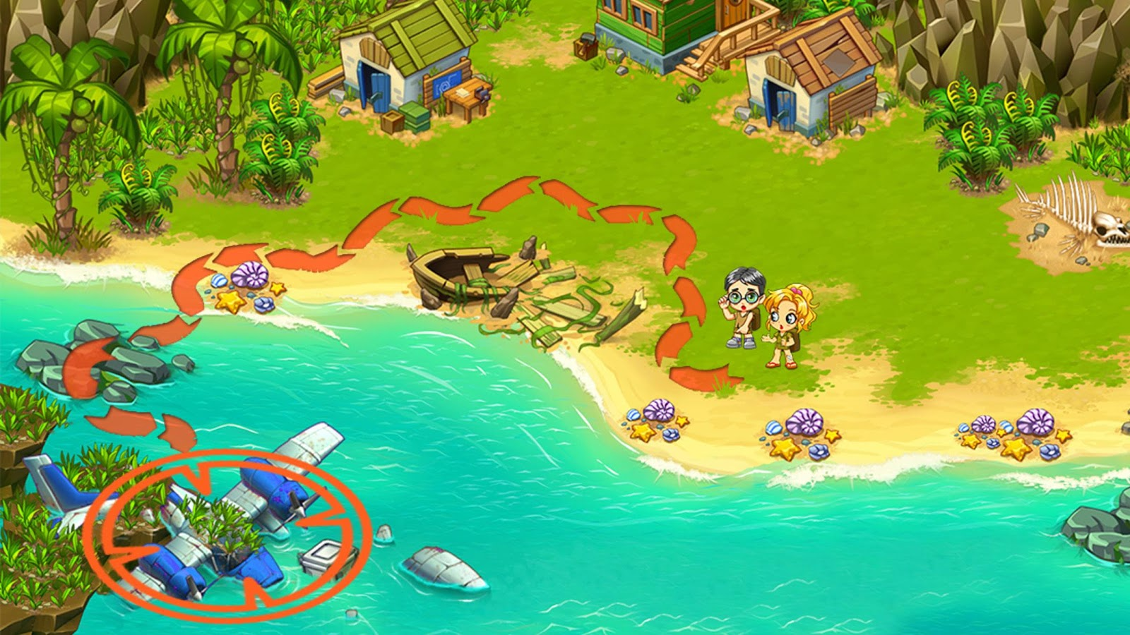 Island Experiment Screenshot 12