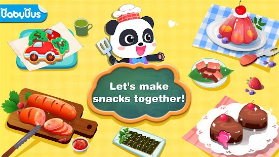 Little Panda's Snack Factory for pc