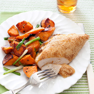 Jerk Chicken And Sweet Potatoes Recipes