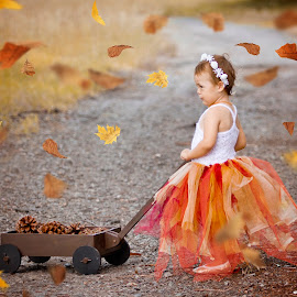 Autumn by Wendy Berning - People Family ( #child, #girl, #kid, #children, #family )