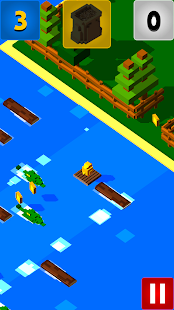 Chicky Raft - screenshot