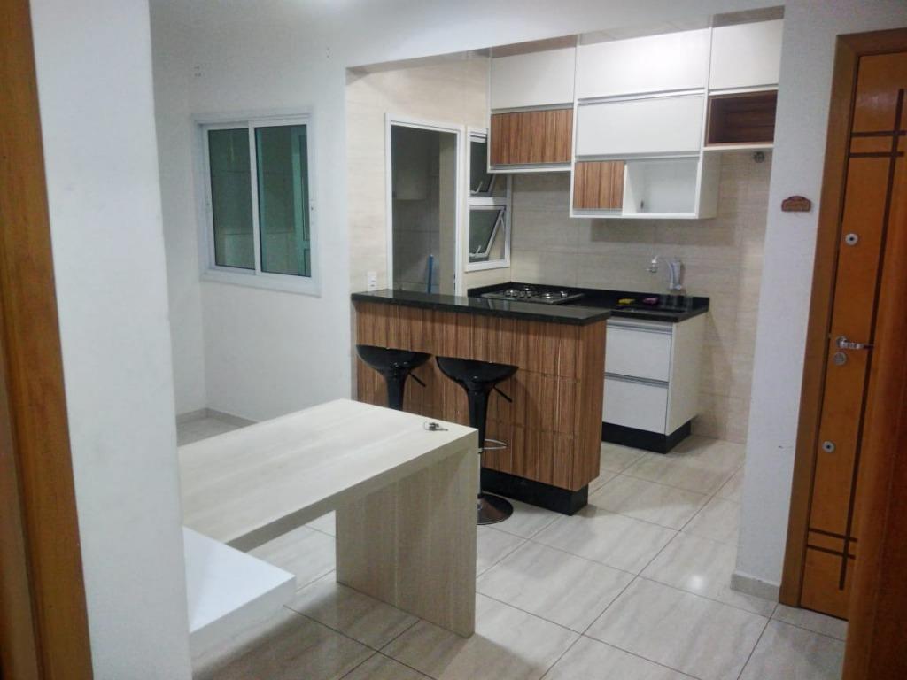 Apartamento Jardim Progresso Santo André