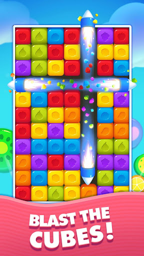 Toy Cube Crush - Tapping Games For PC