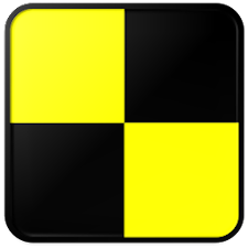 Piano Tiles 2 Black and Yellow