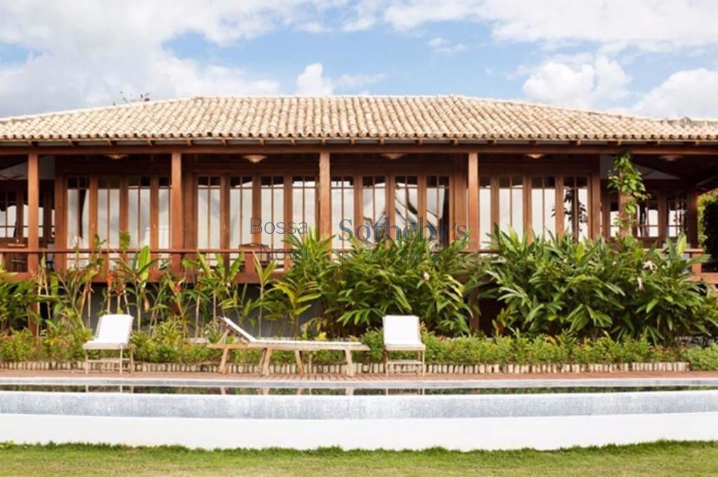Casa residencial à venda, Centro, Trancoso - CA5849.