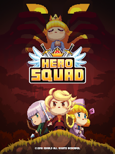 Hero Squad- screenshot thumbnail