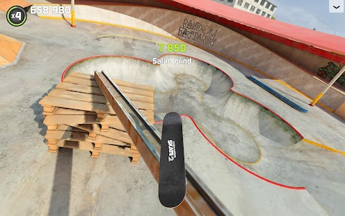 Touchgrind Skate 2- screenshot thumbnail