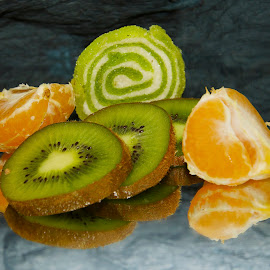 citrus with candy by LADOCKi Elvira - Food & Drink Fruits & Vegetables