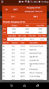 App SG Transport (Bus, MRT, Taxi) apk for kindle fire