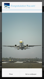 Passenger Airliner Puzzle - screenshot