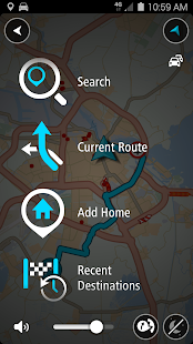 TomTom GPS Navigation Traffic APK for Lenovo