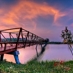 by Pat Law - Buildings & Architecture Bridges & Suspended Structures