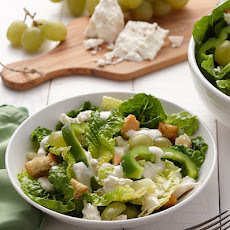 Cucumber Ranch & Feta Salad