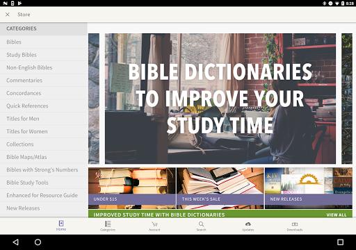 KJV Strong's Bible screenshot 10