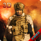 Download Android Game Commando Mission Action War for Samsung